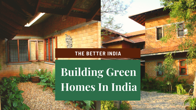'Chennai Architect Reuses Waste, Uses Mud & Timber to Build Green Homes', an article on Benny Kuriakose by Gopi Karelia for The Better India.