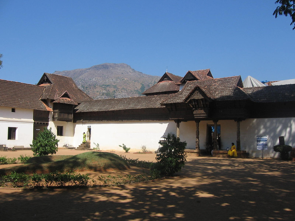 Traditional Kerala buildings