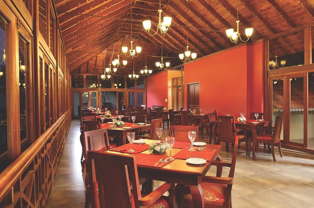 Restaurant Timber Interior Design