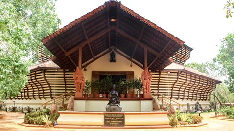 Bharata Kalakshetram, Kalakshetra