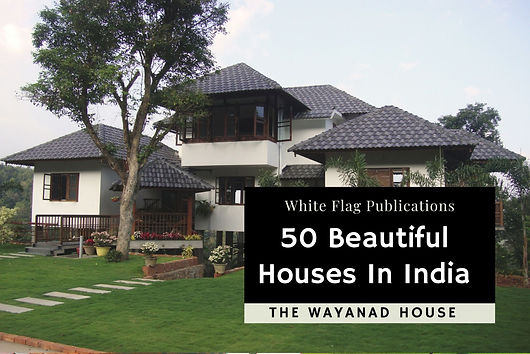 This vacation home, Wayanad house has been designed by me for a friend of mine. I did his regular house in the city also. One of the buildings which have been featured quite a bit. Also, a project is successful only when the taste of the clients and the designer gel together.