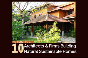 10 Architects And Firms Building Natural Sustainable Homes