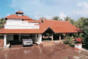 Traditional Kerala House