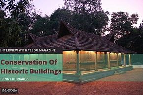 On Conservation Of Historic Buildings