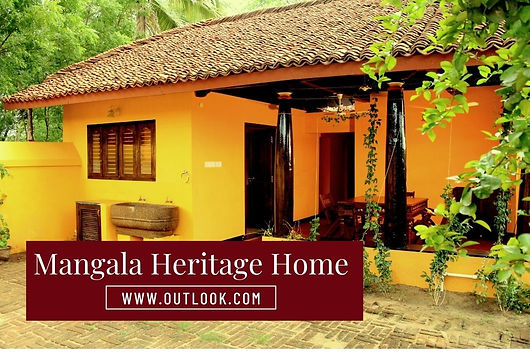 Published in Outlook magazine, Benny Kuriakose assisted in the conservation of the Mangala Heritage Home along the lines of vernacular architecture, thereby imparting a distinct Tamil character. More photos of the project can be seen in the following link - https://www.bennykuriakose.com/mangala-heritage