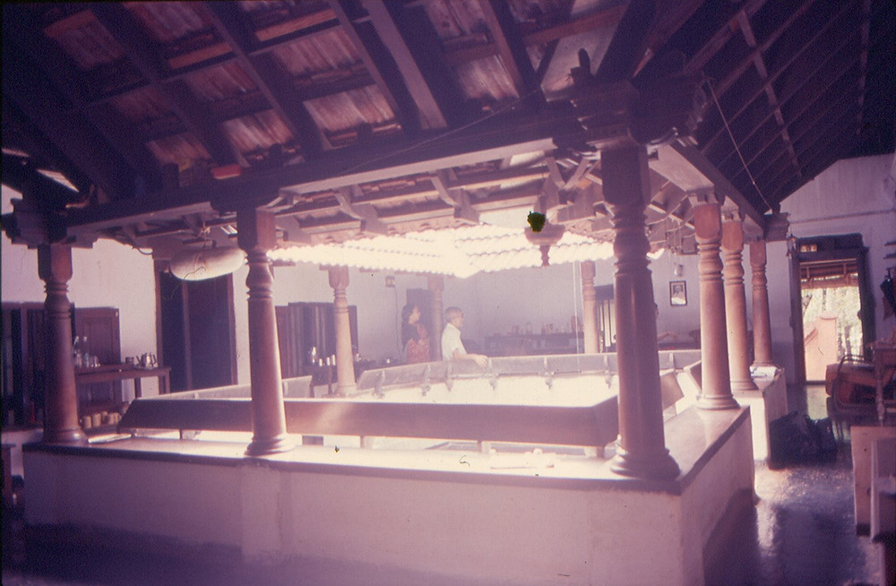 My Journey Into Traditional Architecture 1984-85, Anakkara Vadakkath.
