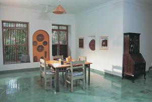 Traditional Chettinad Interior Home Decor