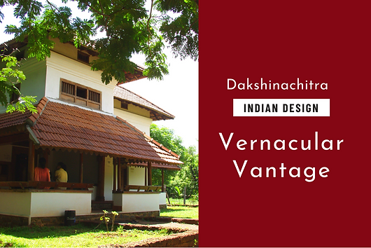 Article published by the Architecture + Design design - The public buildings designed by Benny Kuriakose in Dakshinachitra showcases vernacular architecture at its best.