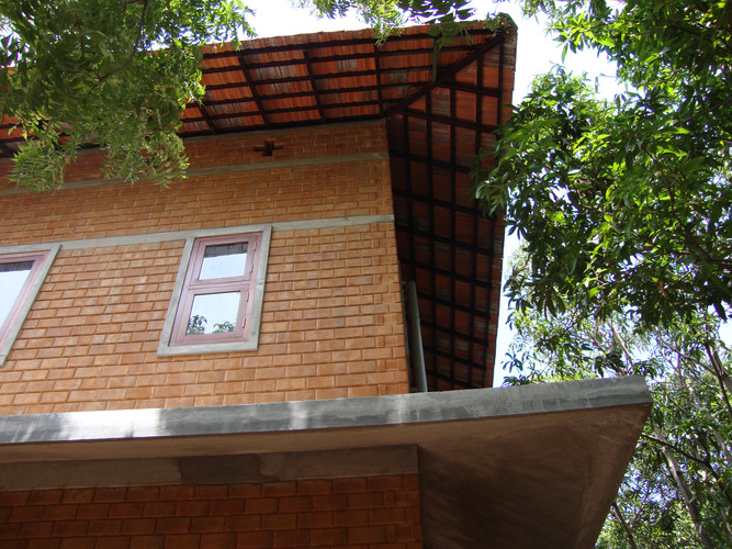 Roof Overhang Detail