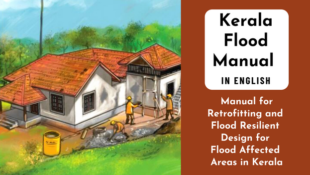 The objective of this manual is to assist the owners of the houses and buildings damaged in the Kerala floods in the task of retrofitting and rebuilding. The manual is a comprehensive guide containing schematic sketches and instructions for carrying out the repair and rebuilding works. Care has been taken to keep the content simple to comprehend even though technically sound. At the same time the manual is not to replace the expertise of engineers and we hope that the manual will be useful for engineers, architects, contractors, masons and planners alike.