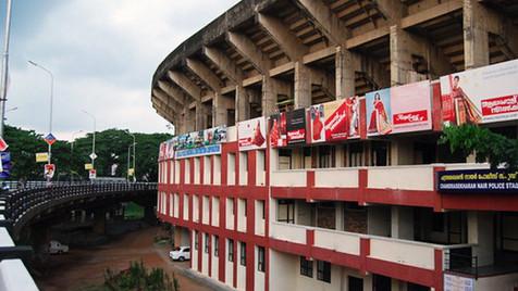 THE STORY BEHIND CHANDRASEKHARAN NAIR STADIUM