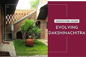 Dakshinchitra (meaning a picture of the south) in Chennai, is a center for the living traditions of art, craft and architecture of India, highlighting the ethnicity of South India. A project of the Madras craft Foundation (MCF), a non-profit organization, Dakshinchitra opened to the public in December 1996.Late Laurie Baker - the renowned architect, provided his services to the foundation. The spatial conceptualization of Dakshinchitra encompasses his building techniques and methods and reinforces his philosophy of empowering masons and craftspeople in the building process.