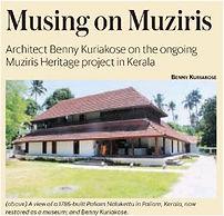 Musing On Muziris