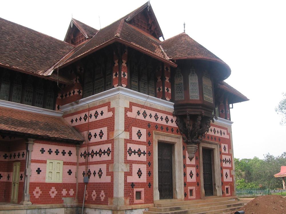 Heritage Building in Trivandram