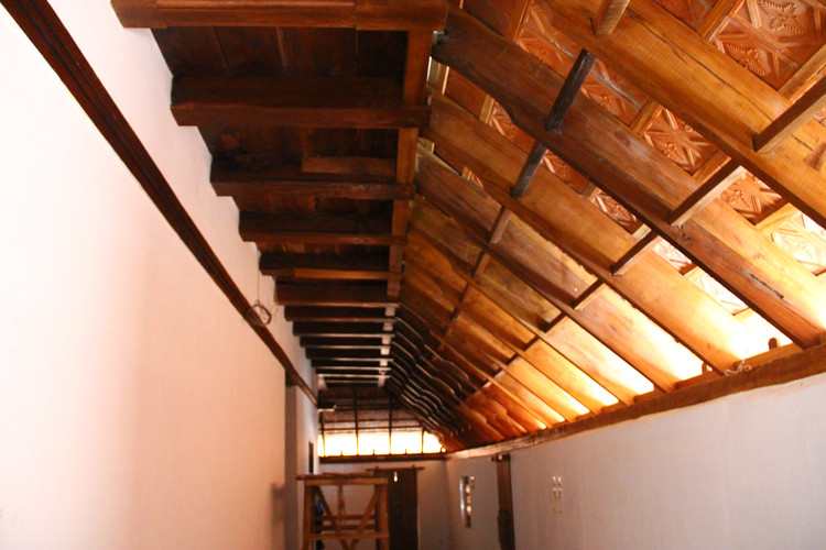 Timber Ceiling Detail