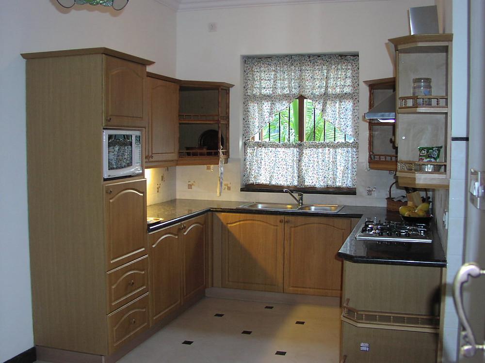 Ready-made kitchen