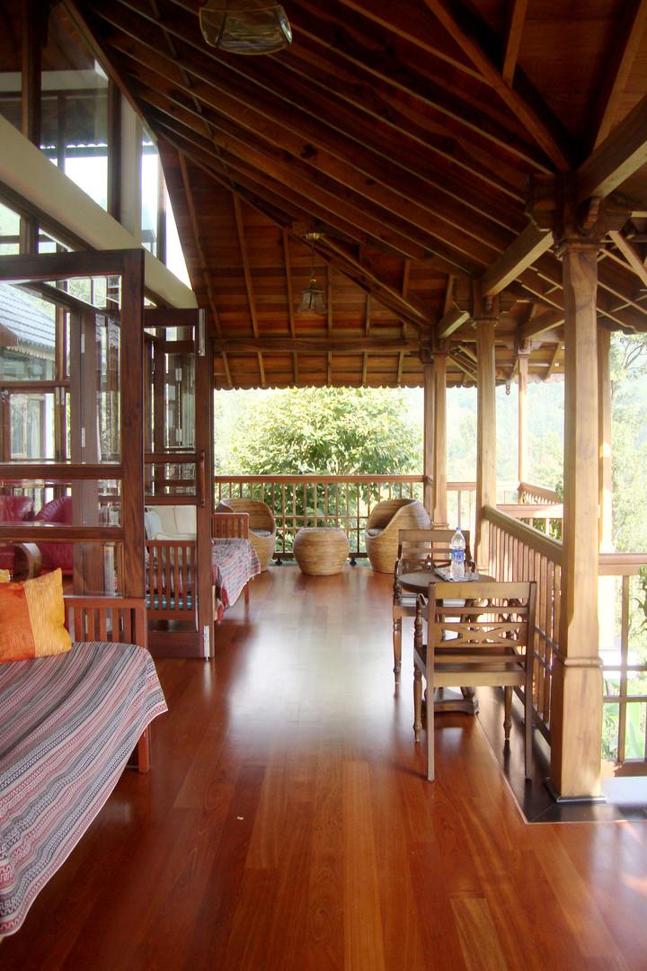 Balcony Sitout