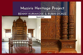 """Benny Kuriakose and Rubin D'Cruz writes about the origin and the concepts behind the Muziris Heritage Project. """"Muziris, in the Ernakulam and Thrissur districts of Kerala, was an active port in the 1st century BC where Chinese, Arabs, Jews, Greeks and Romans came to trade. Similarly, although the Portuguese, Dutch and the British too initially came to trade, they soon became a part of the internal power struggles between Travancore, Kochi, Calicut and the Mysore kingdoms, and eventually went on to become colonizers. All of them have left their imprints on the region. The historical monuments and materials made available through recent excavations establish it as a unique location to tell the story of 3000 years of Kerala, a story of coexistence and sharing."""""""