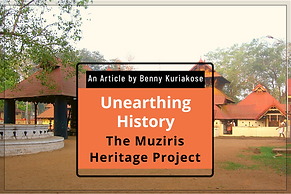 "An article by Benny Kuriakose outlining the concepts and vision of the Muziris Heritage Project. Excerpt From The Book ""Against All Odds Kochi Muziris Biennale"""