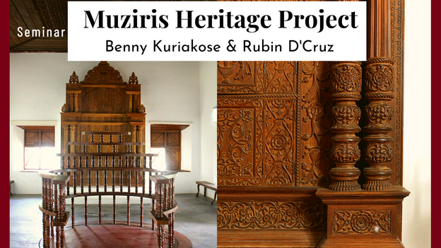 "Benny Kuriakose and Rubin D'Cruz writes about the origin and the concepts behind the Muziris Heritage Project. ""Muziris, in the Ernakulam and Thrissur districts of Kerala, was an active port in the 1st century BC where Chinese, Arabs, Jews, Greeks and Romans came to trade. Similarly, although the Portuguese, Dutch and the British too initially came to trade, they soon became a part of the internal power struggles between Travancore, Kochi, Calicut and the Mysore kingdoms, and eventually went on to become colonizers. All of them have left their imprints on the region. The historical monuments and materials made available through recent excavations establish it as a unique location to tell the story of 3000 years of Kerala, a story of coexistence and sharing."""