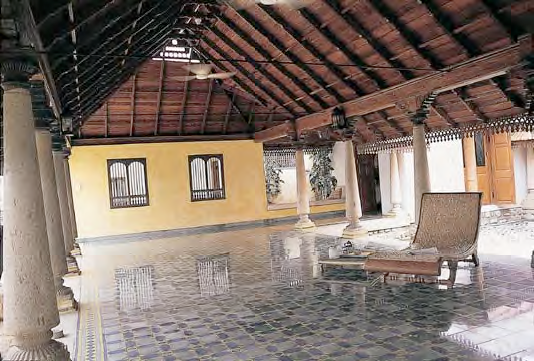 Traditional Veranda