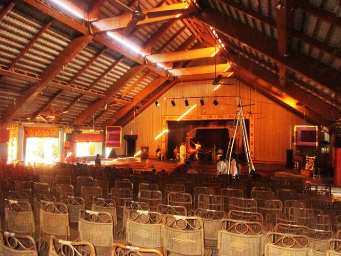 Theatre Interior View