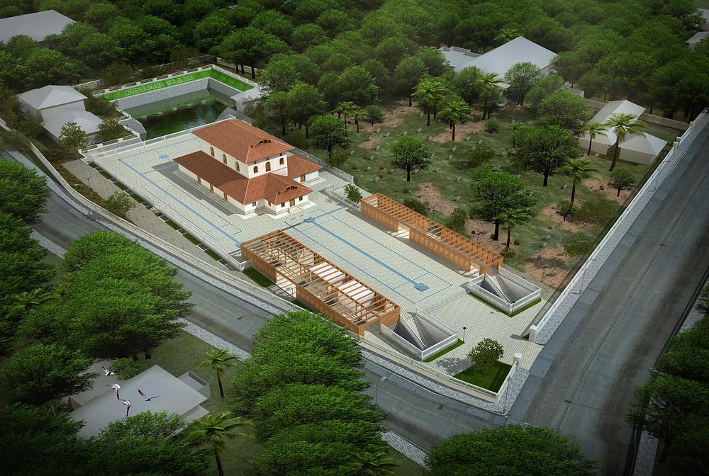 Cheraman Masjid Conservation Proposal