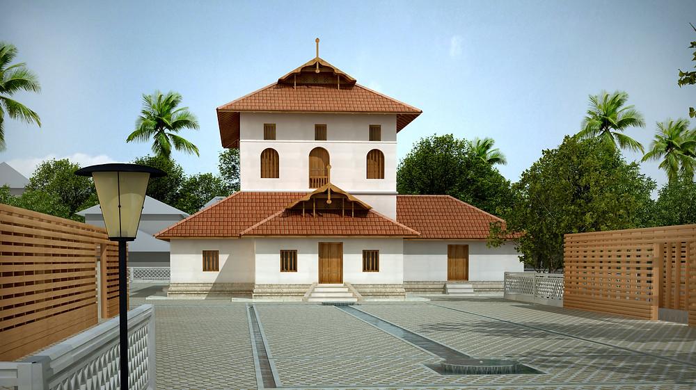Cheraman Masjid Restoration Proposal