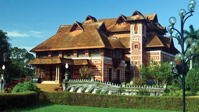 Napier Museum Trivandram