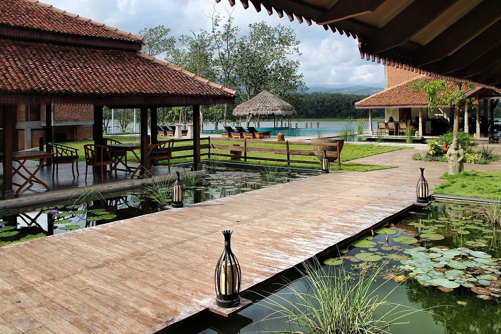Kerala Resort Landscape Design