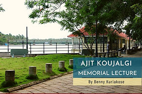 The Ajit Koujalgi Memorial Lecture was delivered by Benny Kuriakose on March 14 at 2 pm in DakshinaChitra, as part of the Auroville Festival in Chennai. Ajit Koujalgi was the INTACH chapter convenor. He was an architect who graduated in 1970 from the School of Planning and Architecture, New Delhi. Since 1971, he had been working and making his contributions at Auroville and Pondicherry. He passed away on 12th October 2014. The full text of the lecture is given below.