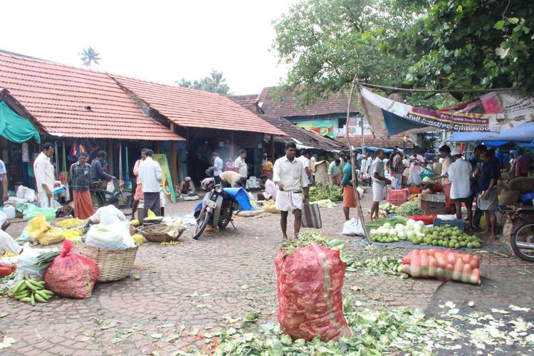 Paravur Market Conservation