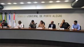 Vereadora Comandante Nádia retoma as atividades da FRESEG