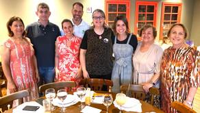 Chá Beneficente em prol de projeto social esportivo tem apoio da vereadora Comandante Nádia