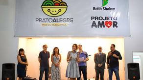 Restaurantes Prato Alegre fornecem 300 refeições por dia