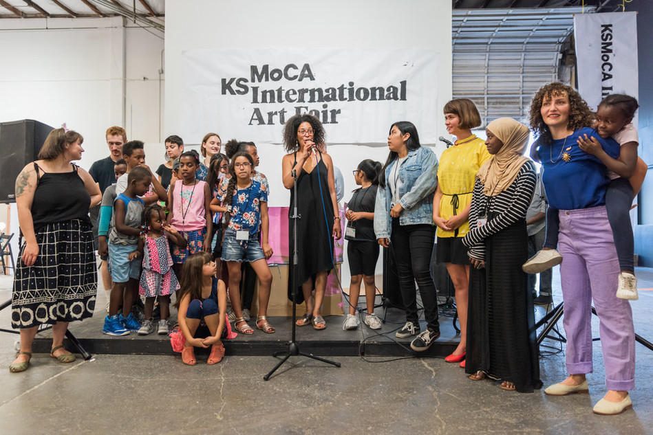 KSMoCA 2018 International Art Fair