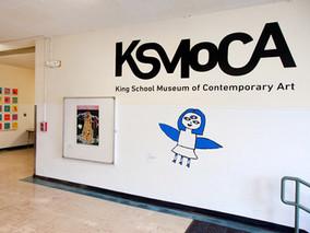 KSMoCA (Dr. MLk Jr School Museum of Contemporary Art)