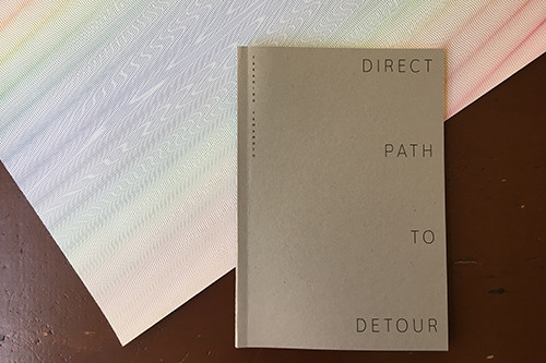 Direct Path to Detour (part 3), book by Takahiro Yamamoto (2017)