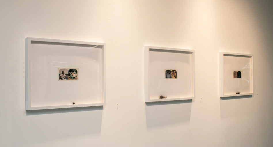 Reconciliations, installation view