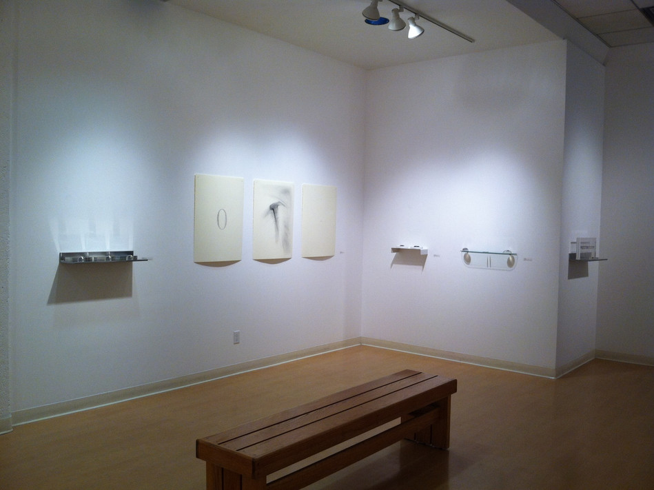 Protection, installation view