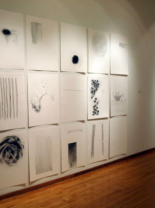 Conditioned (Anagrammar), installation view