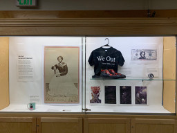 We Out!, a Student-curated exhibit at Harriet Tubman Middle School