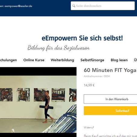 FIT Yoga stärkt das Immunsystem