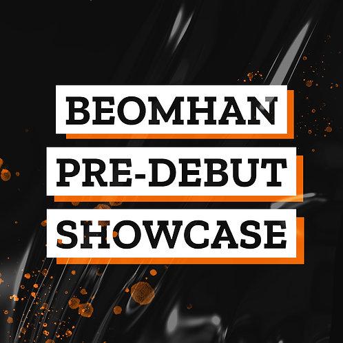 Beomhan Pre-debut Showcase