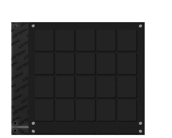 20 Square | Eye Shadow