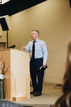 Pastor Sam Rice