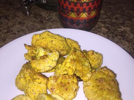 Caulifish Recipe