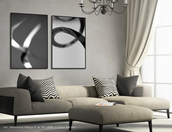 Abstracted Interior II
