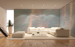 Light Reflections Wall Media