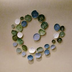 Ceramics Installed 2